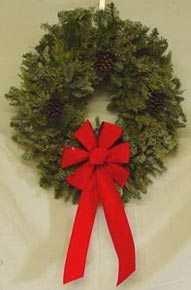 --Fraser Fir- Incense Cedar-Blue Berried Juniper 22