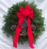 Balsam Wreath 24